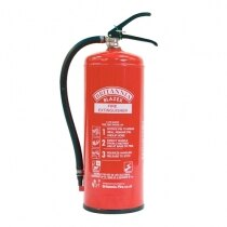 Image of the 9ltr Water Fire Extinguisher - Britannia