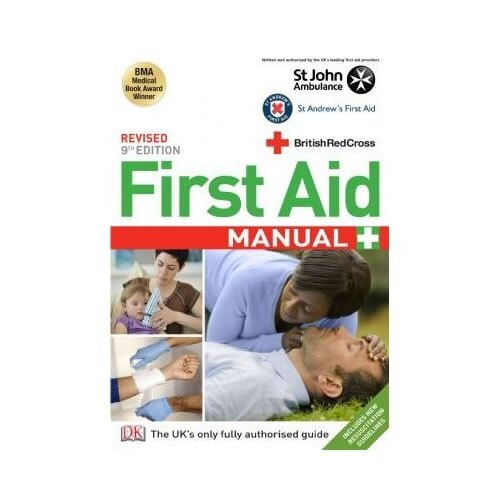 St John Ambulance First Aid Manual 9th Edition