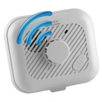 Image of the 9V Radio-Interlinked Heat Alarm - Ei3103RF