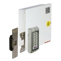 Image of the Access Control Maglock Kit with Keypad
