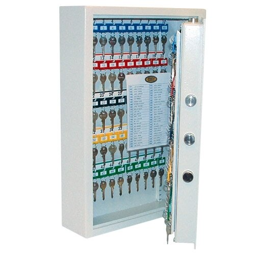 Alpha High Security Key Cabinet A150SPL