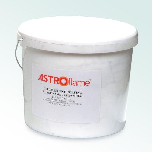 4 Hour Fire Rated Mastic Coating