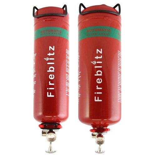 Automatic FE36 Fire Extinguisher (residue-free)
