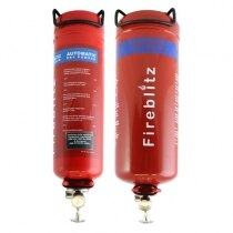 Image of the Small Automatic Powder Fire Extinguishers