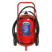 Image of the Britannia Norfolk 100kg Wheeled ABC Dry Powder Extinguisher
