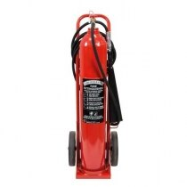 Image of the Britannia Norfolk 20kg Wheeled CO2 Extinguisher