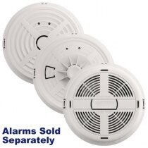 Image of the BRK Mains Powered Smoke Alarms with Lithium Back-up Battery 700 Series