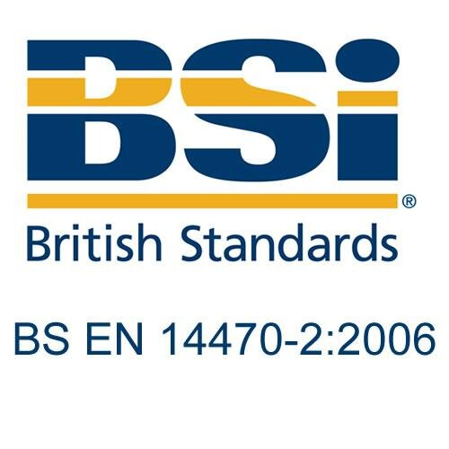 British Standard - BS EN 14470-2:2006 - Fire safety storage cabinets. Safety cabinets for pressurised gas cylinders