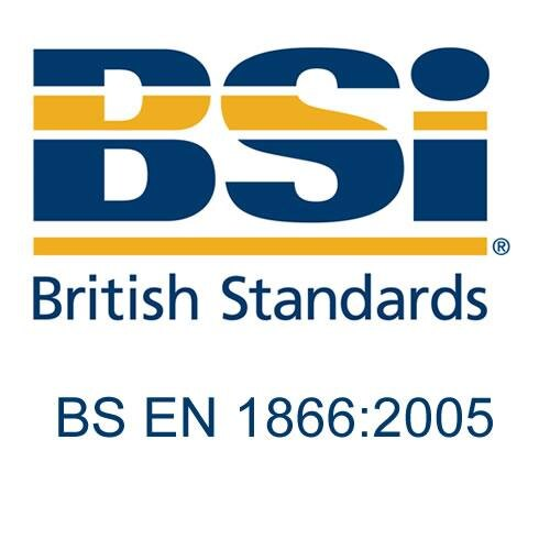 British Standard - BS EN 1866:2005 - Mobile Fire Extinguishers
