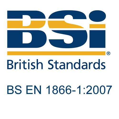 British Standard - BS EN 1866-1:2007 - Mobile Fire Extinguishers. Characteristics, Performance And Test Methods