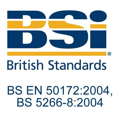 British Standard - BS EN 50172:2004, BS 5266-8:2004 - Emergency Escape Lighting Systems