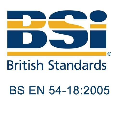 British Standard - BS EN 54-18:2005 - Fire detection and fire alarm systems. Input/output devices