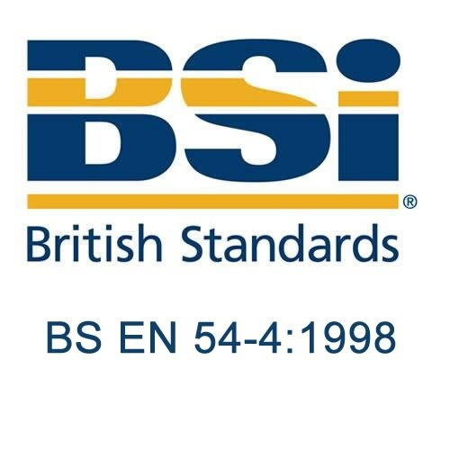 British Standard - BS EN 54-4:1998 - Fire detection and fire alarm systems. Power supply equipment
