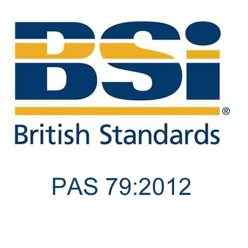 British Standard - PAS 79:2012 (Hard Copy) - Fire Risk Assessment. Guidance And A Recommended Methodology