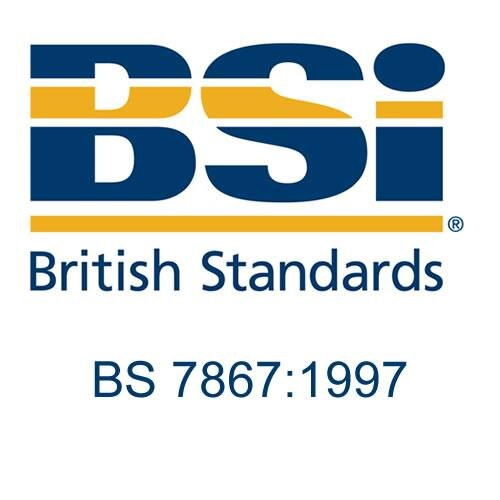 British Standard - BS 7867:1997 - Specification For Portable Fire Extinguishers For Use In Aircraft