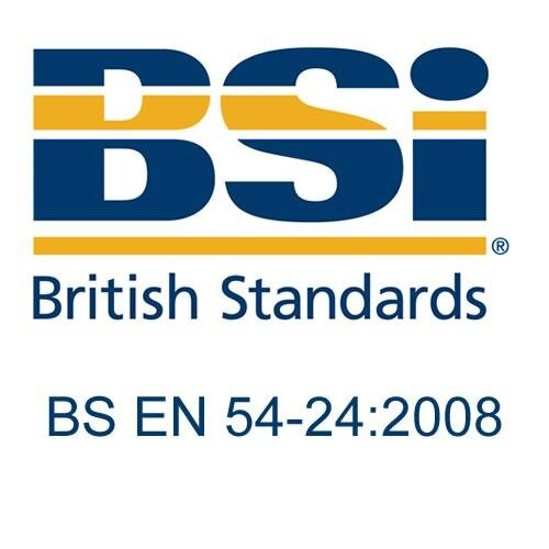 British Standard - BS EN 54-24:2008 - Fire Detection And Fire Alarm Systems. Components Of Voice Alarm Systems And Loudspeakers