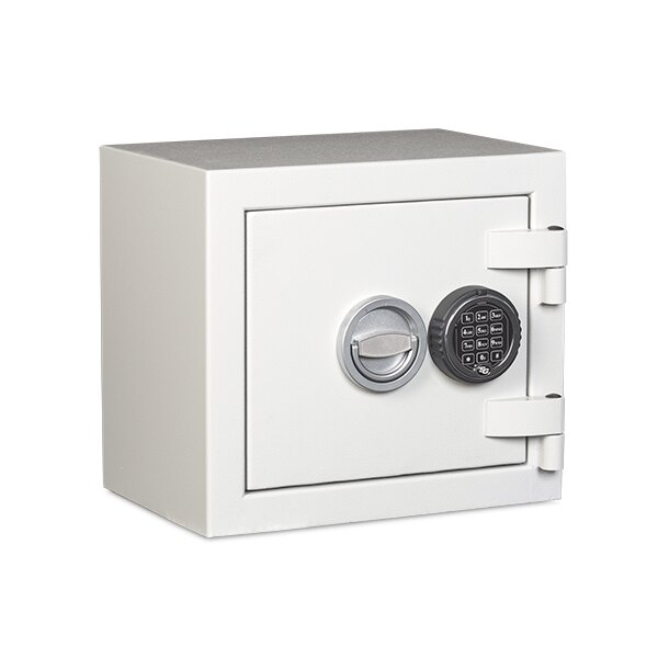 Available with a high security electronic lock