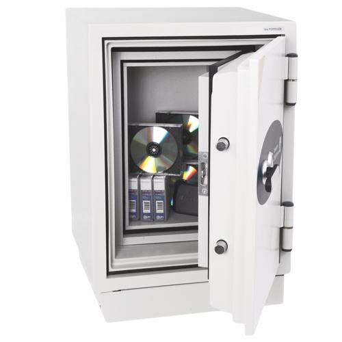 Phoenix Datacare 2002 Fire Data Safe (half open door)