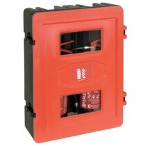 Image of the Jonesco Double Fire Extinguisher Cabinet