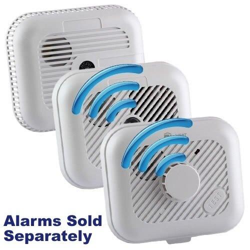 ei3100rf series radio interlinked smoke and heat alarms safelincs approve. Black Bedroom Furniture Sets. Home Design Ideas