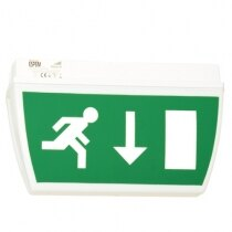 Image of the Weatherproof Fire Exit Sign (Fire Exit Blade) - ESP
