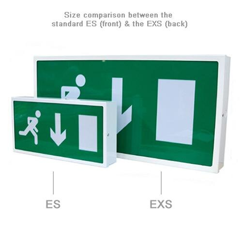 General Purpose Fire Exit Route Sign EXS and ES version