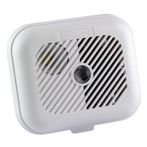 9V Interconnectable Ionisation Smoke Alarm - Ei100C