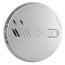 Image of the Mains Powered Ionisation Smoke Alarm with Alkaline Back-up Battery - Ei141