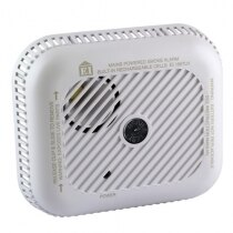 Image of the 230V Optical Smoke Alarm with Lithium Back-up Battery Ei156