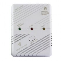 Image of the Mains Powered CO Alarm with Cable and Plug - Ei220E