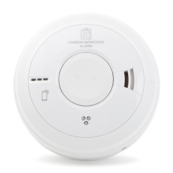 Mains Powered Carbon Monoxide Alarm with Lithium Back-up - Ei3018