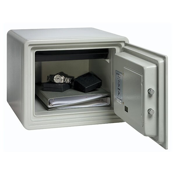 The Executive 25 safe is supplied with a floor fixing kit as standard