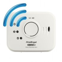 Image of the Radio-Interlinked Carbon Monoxide Detector - FireAngel W7-CO-10X