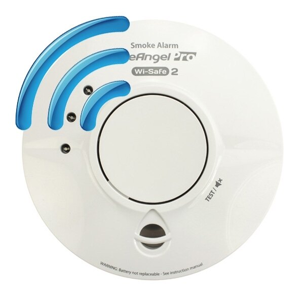 WST-230 - Optical Smoke Alarm