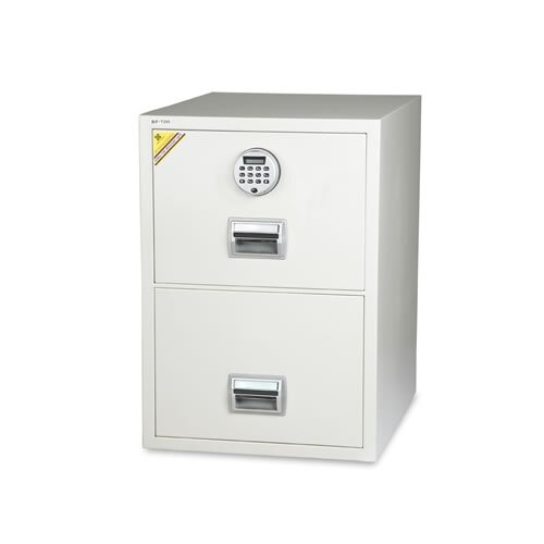 Burton FF200 Fire Resistant Filing Cabinet for Paper