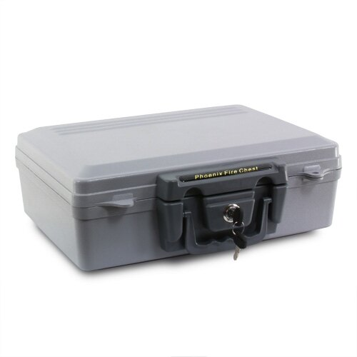 Phoenix FS0351 fireproof document box for paper protection