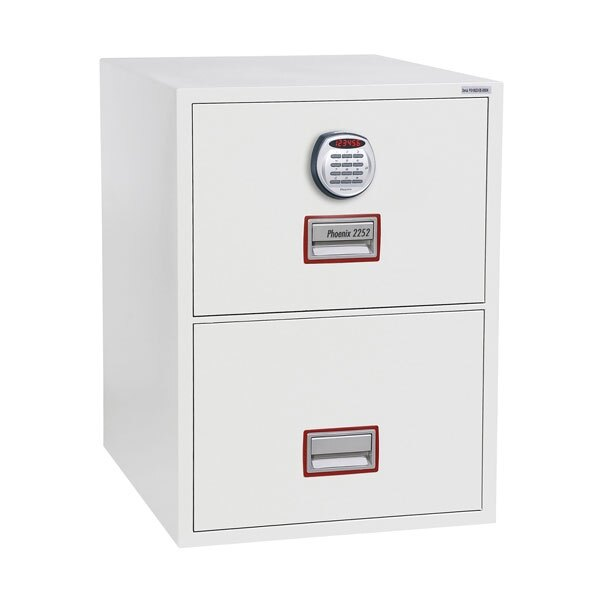Phoenix World Class Vertical Fire File 2252 Electronic Lock