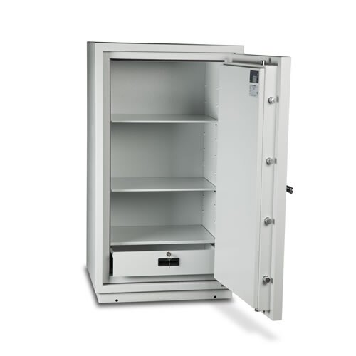 Burton Firebrand XL Size 2 safe supplied with 2 shelves as standard