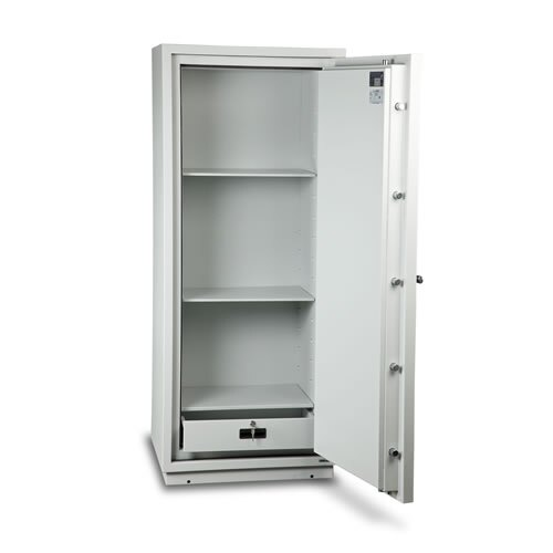 Burton Firebrand XL Size 3 safe supplied with 3 shelves as standard
