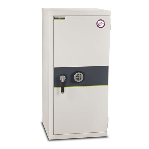 Burton Firesec 10/120 Fire and Security Safe with Electronic Lock