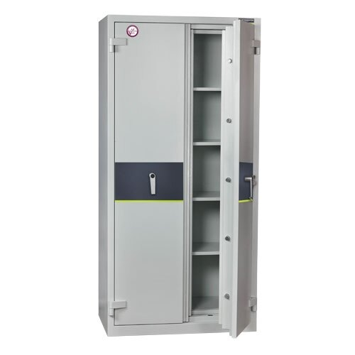 Burton Firesec 4/60 Size 4 Fire and Security Safe