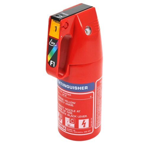 1kg Powder Fire Extinguisher (Easy-Action) - Gloria P1GM