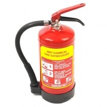 Image of the 3ltr Wet Chemical Fire Extinguisher - Gloria W3DFC