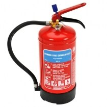 Image of the 4kg Powder Fire Extinguisher - Gloria PD4GA