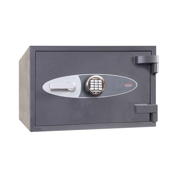 LCD backlit digital lock for additional security