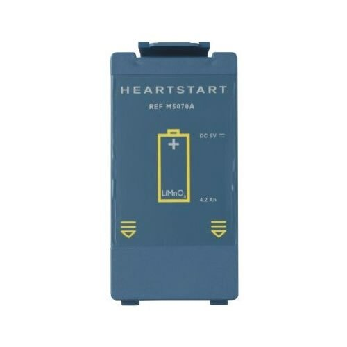 Philips HeartStart HS1 & FRx Lithium Battery
