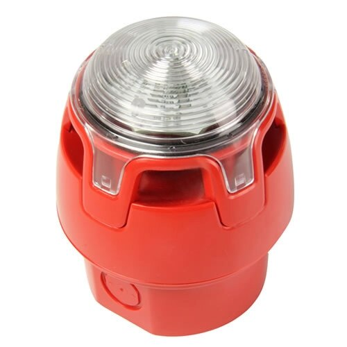 Honeywell EN 54-23 Approved Sounder Beacon with Deep Base