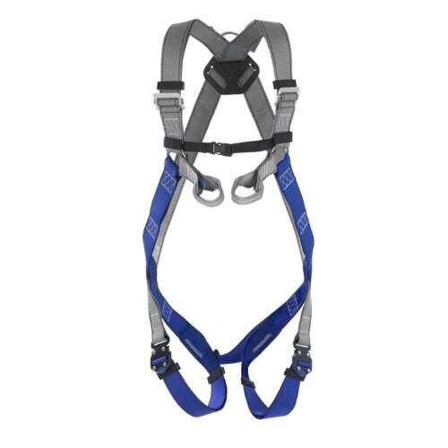 Fall Arrest Harness - Double Point (D Ring and Loop)