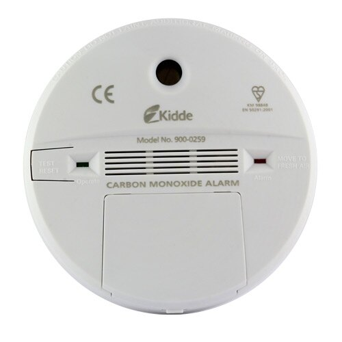 Carbon Monoxide Detector Kidde 900-0259 (Previously 9CO5)