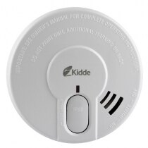 Image of the 9V  Optical Smoke Alarm with Test Button - Kidde 29D